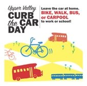 Upper Valley Curb the Car Day promo ad