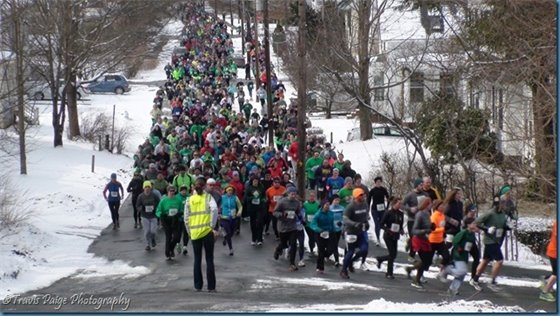 Travis Paige Photograph from Shamrock Shuffle