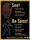 See! and Be Seen! poster