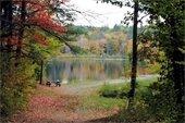 photo of Boston Lot in autumn