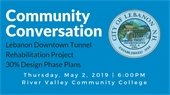 community conversation banner