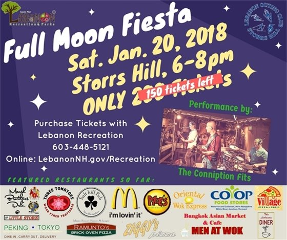 Full Moon Fiesta