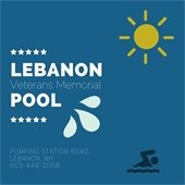 Lebanon Veterans Memorial Pool clipart