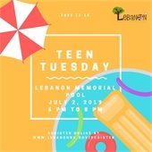 Teen Tuesday Graphic