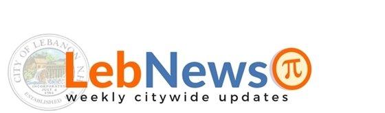 LebNews Logo with Pi symbol