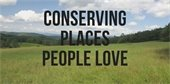 conserving the places people love