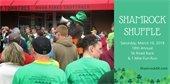 shamrock shuffle 5k promo banner