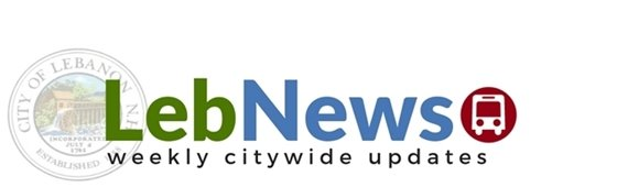 LebNews Logo with bus icon