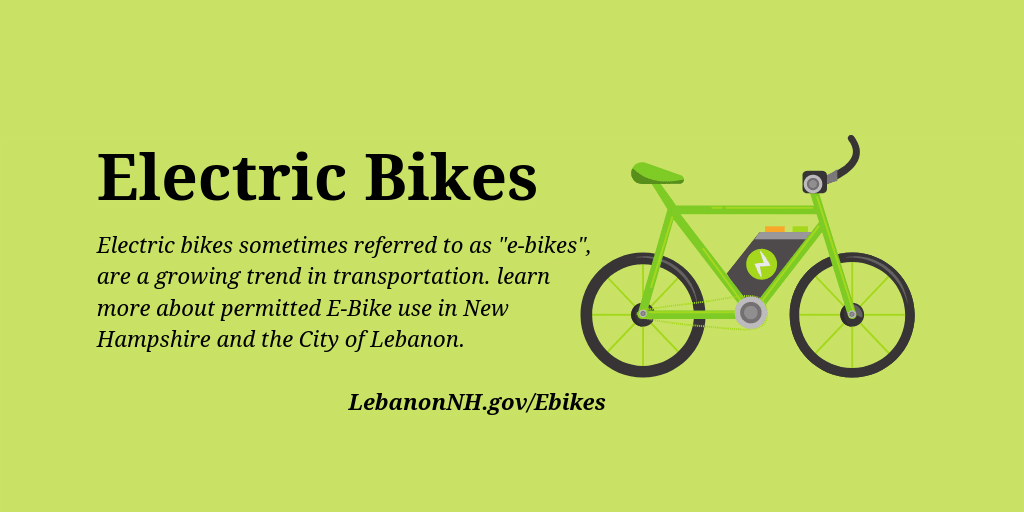 electric bike newsflash