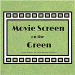 Movie Screen on the Green