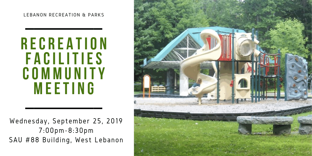 Recreation Facilities Community Meeting