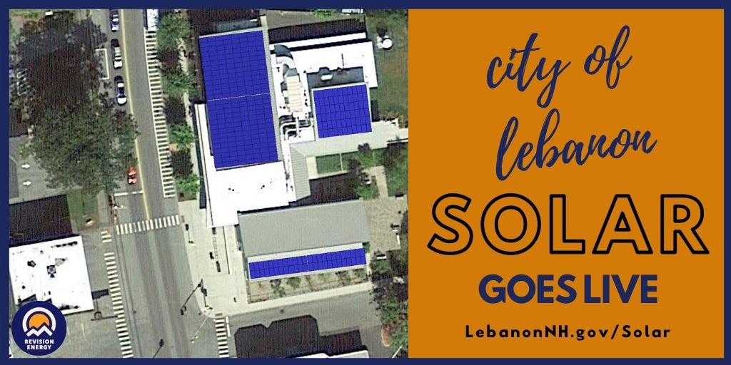 City of Lebanon Solar Goes Live