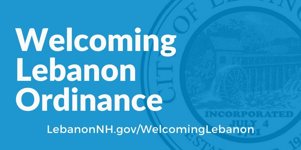 Welcoming Lebanon Ordinance