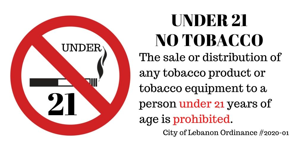 Tobacco 21 Newsflash