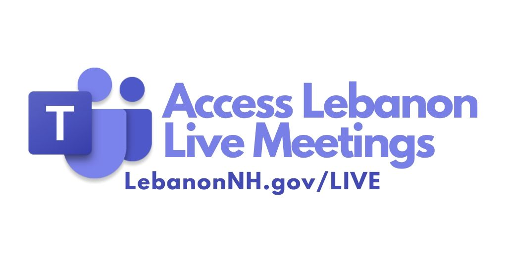 Learn how to access Lebanon Live Meetings