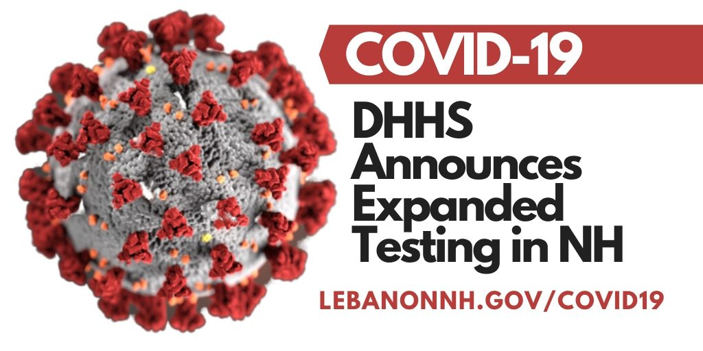COVID-19 Testing Expanded in NH