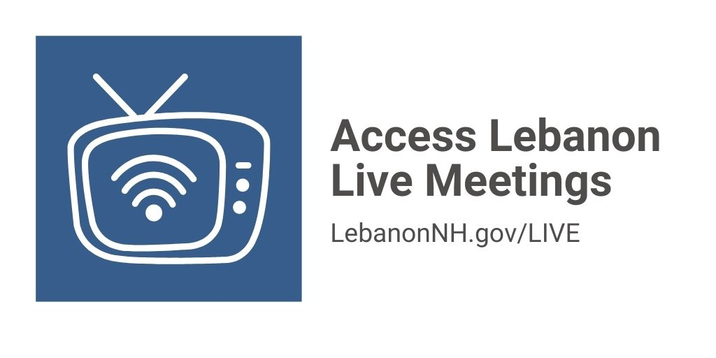 Acces Lebanon Live Meetings with TV with WIFI icon on screen