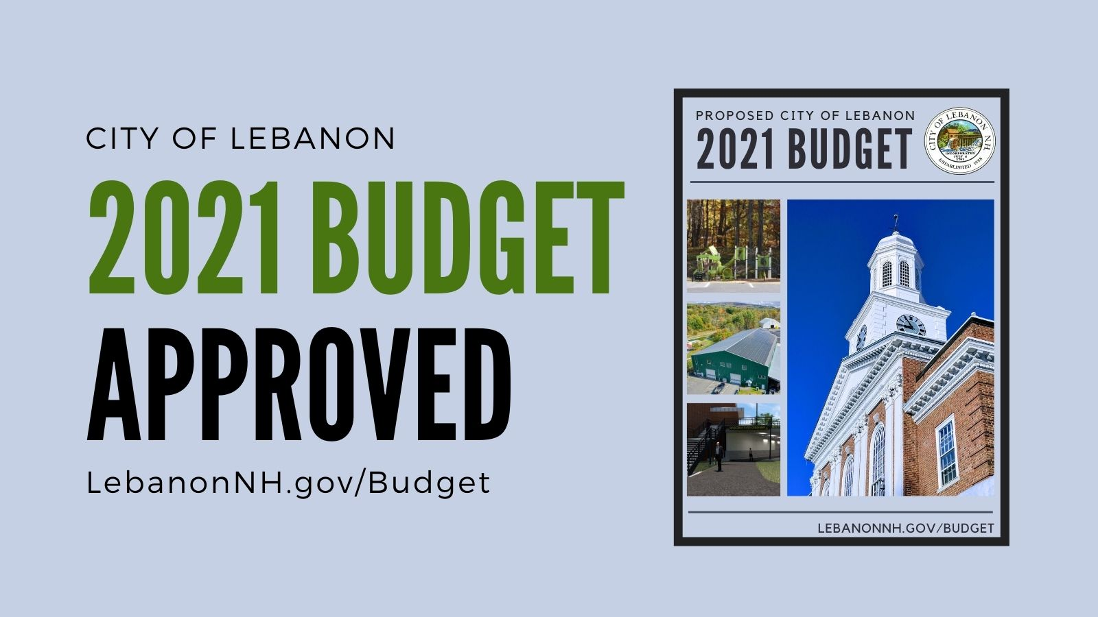 Budget Newsflash