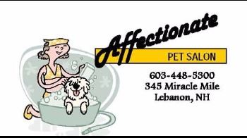 Affectionate Pet Salon