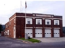 Lebanon Fire Department Building - Fire Stations