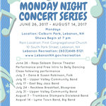 monday night concerts