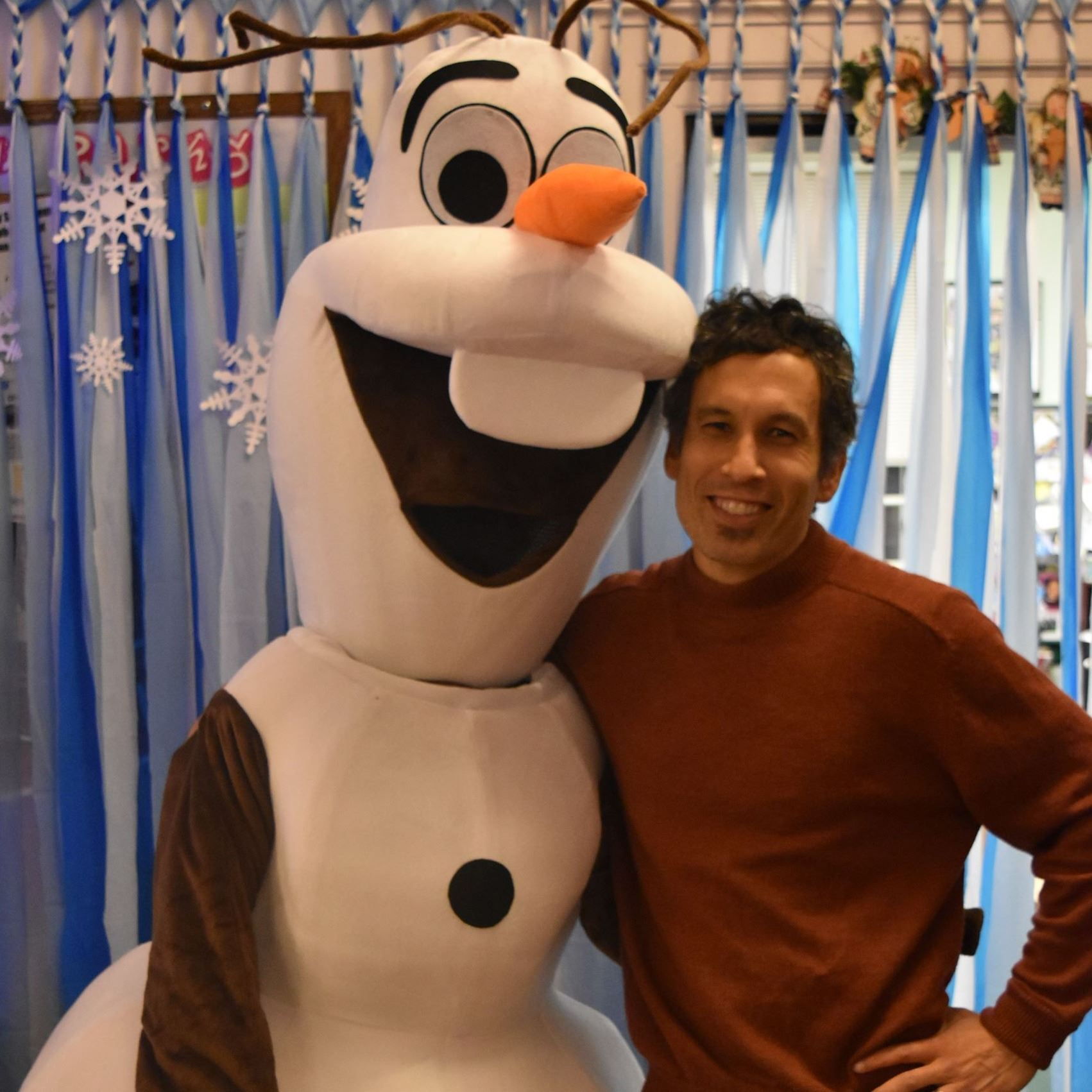 paul and olaf
