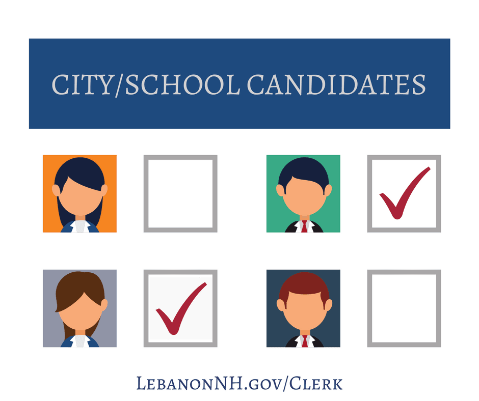 City School Candidates clipart