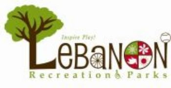Lebanon Recreation and Parks logo