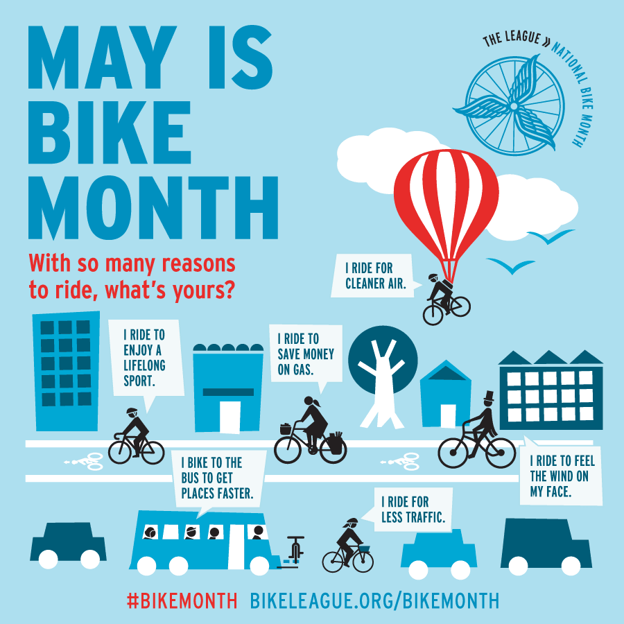 Bike Month Promo Ad