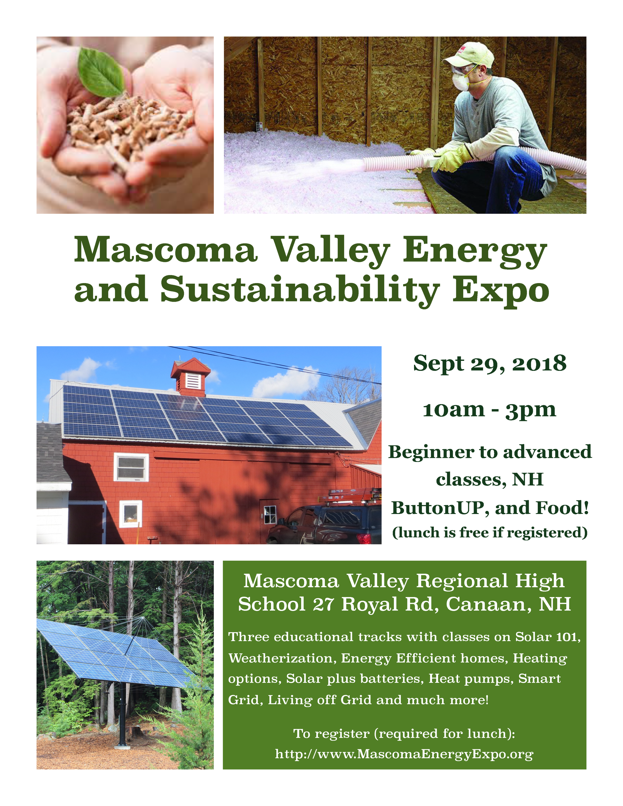 Energy Expo Flyer
