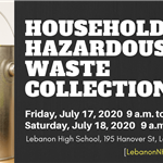 Hazardous Waste Collection Day October 5, 2019 promo