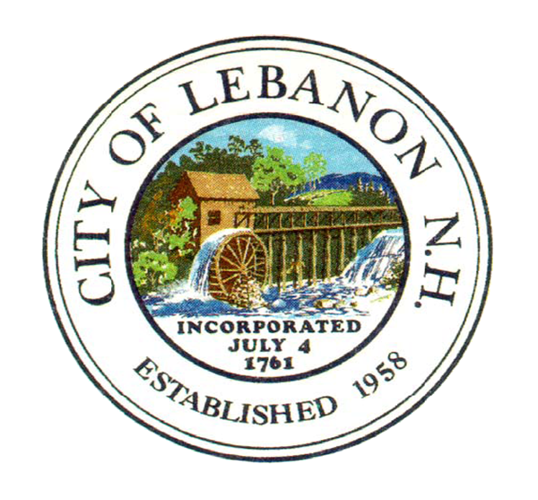 Lebanon New Hampshire City Seal