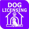 Pay online Dog License Logo