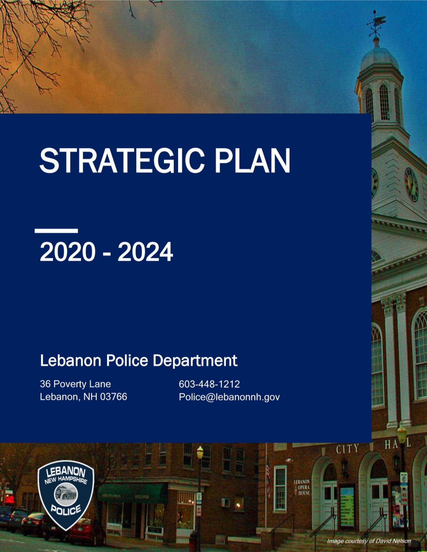 LPD Strategic Plan 2019-2023 Opens in new window