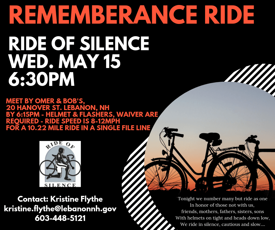 join us for a ride!