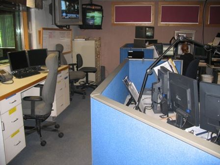 Dispatch Area