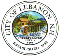 Lebanon City Seal